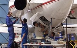 Technicien de maintenance avion