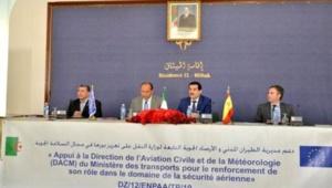 Formation de 160 cadres algériens en Espagne sur la sécurité aérienne