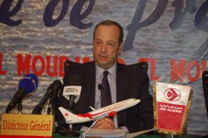 La compagnie aérienne nationale Air Algérie va se doter de quatre filiales