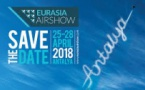 Salon aéronautique Eurasia Airshow - Antalya
