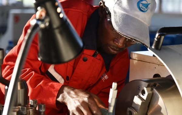 Des élèves africains en Chine pour une formation aéronautique chez AVIC
