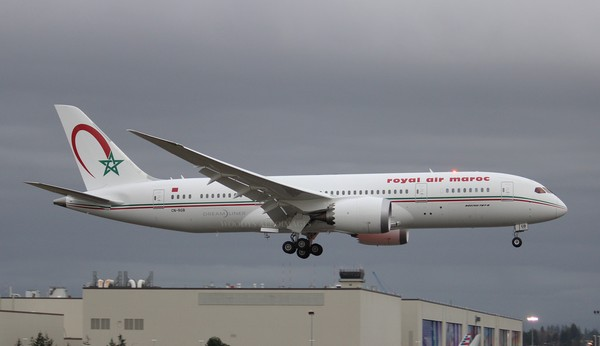 Royal Air Maroc lance la liaison Casablanca-Washington avec 3 fréquences hebdomadaires