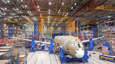 Boeing: 27000 mécaniciens en gréve!