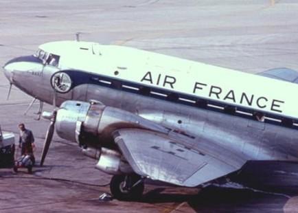 Air France fête ses 75 ans d'existance