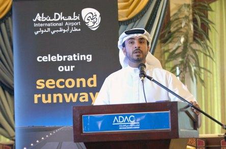 Mr Khalifa Al Mazrouei, PDG d'ADAC - Ph. ADAC