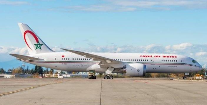 Royal Air Maroc reçoit son 5ème B787 Dreamliner, 10ème gros porteur de sa flotte