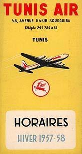 Tunisair a 60 ans