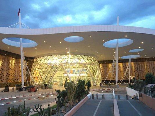 L'aéroport Marrakech-Menara a un nouveau terminal avec un investissement de 1,22 MMDH