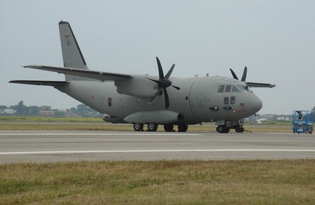 Le Maroc commande 4 avions C-27J à Alenia Aeronautica