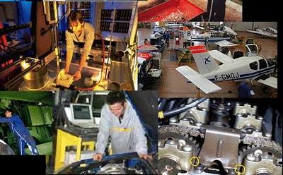Convention de partenariat pour la création d'un Institut des métiers de l'aéronautique