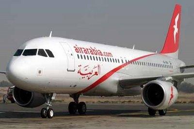Air Arabia, meilleur compagnie low cost au moyen orient et afrique du nord