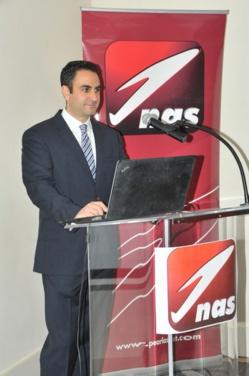 Hassan El-houry, PDG de NAS