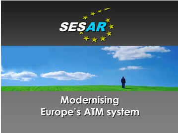 L'UE lance le développement d'un nouveau système de gestion du trafic aérien SESAR