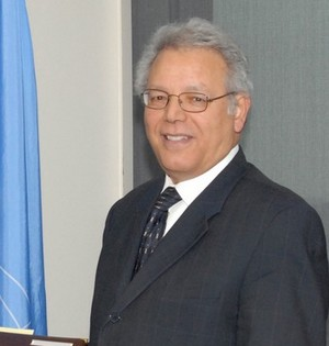 Mr Taïeb Chérif - OACI