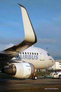 Airbus teste de nouveaux winglets sur l'A320