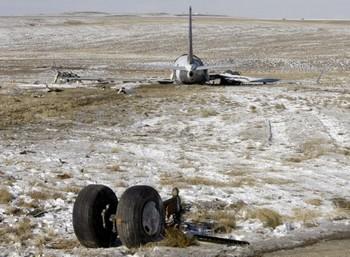 Le suspens continue autour du Boeing de Denver