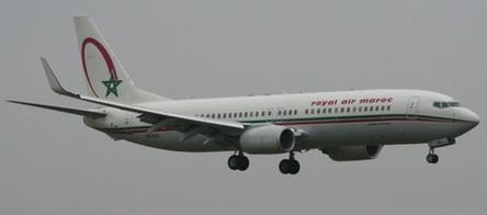 Un nouveau Boeing 737-800 pour Royal Air Maroc