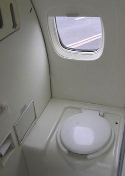 Ryanair pourrait rendre les WC payants à bord