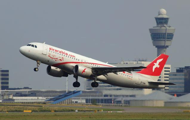 Air Arabia Maroc relie Fès à Amsterdam, 48ème destination européenne
