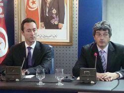Signature du protocole d'accord portant création d'un parc technologique autour d'Aerolia en Tunisie