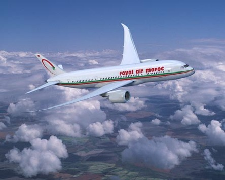 787 Dreamliner au couleurs de RAM - Ph. Boeing