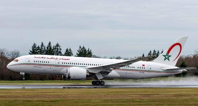 Royal Air Maroc relie Casablanca et Dakar avec un B787 Dreamliner