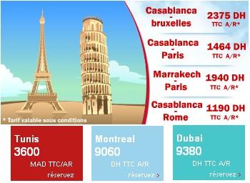 La Commission européenne enquête sur les tarifs mensongers affichés par les compagnies aériennes dont Royal Air Maroc