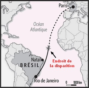 Un avion d'Air France disparaît des radars, trois Marocains à bord