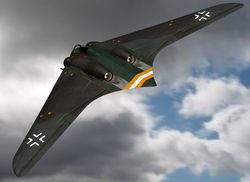 Horten Ho-229: L'avion furtif nazi reconstruit