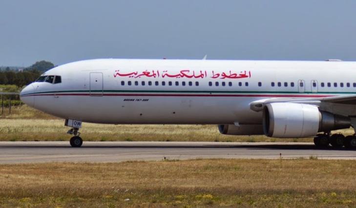Royal Air Maroc annonce un accord avec Boeing pour la conversion en cargo du B767-300