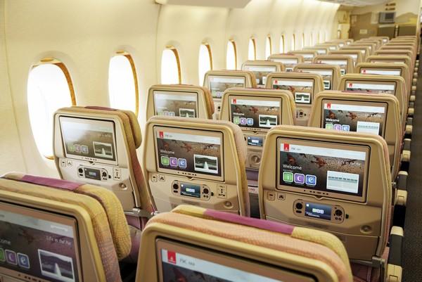 Emirates remporte le prix du meilleur divertissement en vol au Monde
