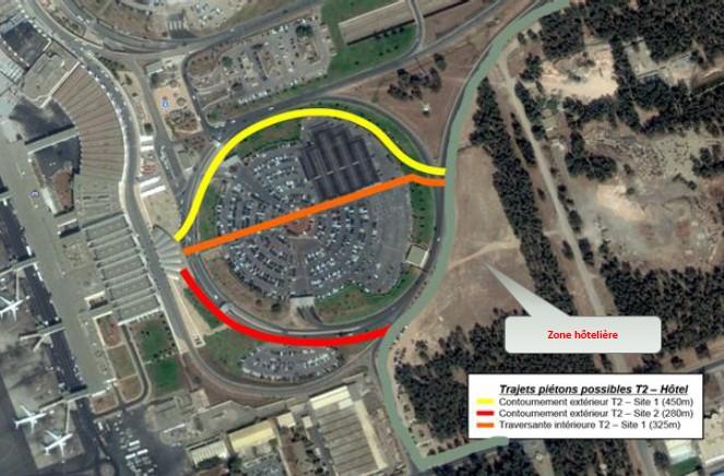 ONDA: Appel d'offres pour la construction d'un hotel en face de l'aéroport MohammedV à l'horizon 2030