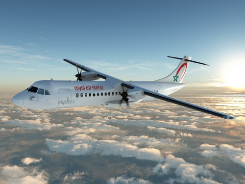ATR and Royal Air Maroc sign contract for 8 ATR '-600 series aircraft, including 2 options