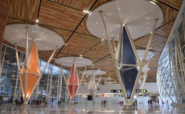 La Banque Africaine de Développement finance le nouveau terminal de l'aéroport Marrakech-Menara