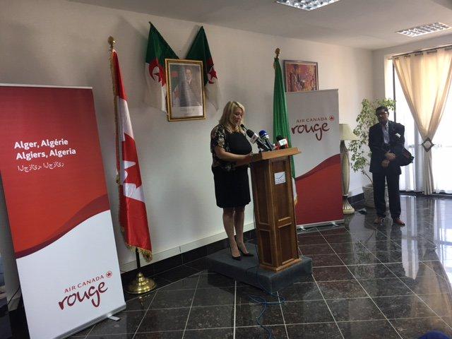 Air Canada Rouge lance la liaison Montréal-Alger pendant la période estivale