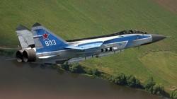 La Russie confirme avoir signé un contrat de livraison de MiG-31E avec la Syrie