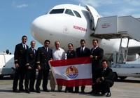 Des pilotes polynésiens à bord de Tunisair