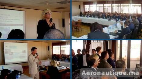 Démonstration des moyens EGNOS à l'aéroport MohammedV