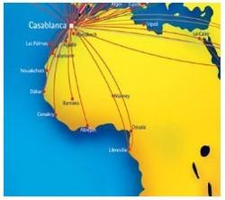 Une nouvelle ligne Casablanca-Banjul s'ajoute au réseau Africain de RAM