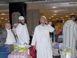 Mobilisations des aéroports marocains pour l'opération Haj 2009