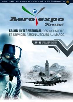 Marrakech accueille la deuxième édition du salon AeroExpo