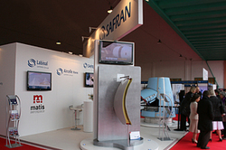 Aircelle et sa filiale marocaine au salon Aeroexpo 2010