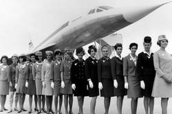 Le Bourget accueille les journées des femmes de l'air et de l'espace