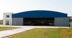 Hangar de MDS Aviation à Tit Mellil