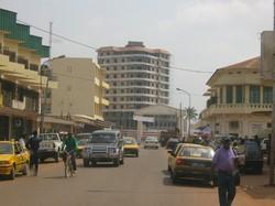 Bangui, capitale de la République Centreafricaine