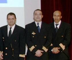 Mr Alibrahimi entouré par ses collègues - Ph. AMPL