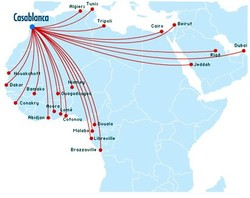 Royal Air Maroc: 23 destinations sur le continent Africains