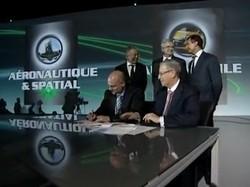Aircelle et Mascir signent une convention pour le développement de nouveaux matériaux pour l'aéronautique