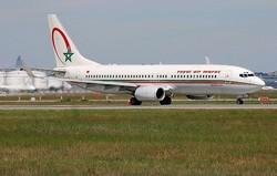 Royal Air Maroc ajoute deux nouveaux B737-800 à sa flotte