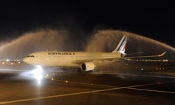 Air France et Abu Dhabi Airports Company fêtent la liaison directe Abu Dhabi-Paris